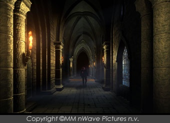 Aridcentral Haunted Castle Locations Section
